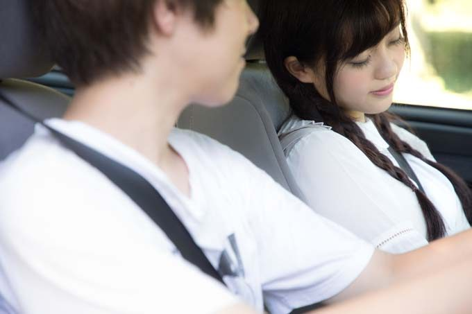 ドライブデートで女性に減点されないための7つの注意点